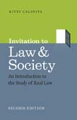 Invitation to Law and Society: An Introduction to the Study of Real Law 2ed