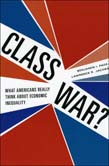 Class War? What Americans Really Think about Economic Equality