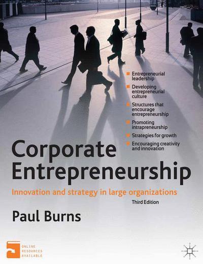 Corporate Entrepreneurship