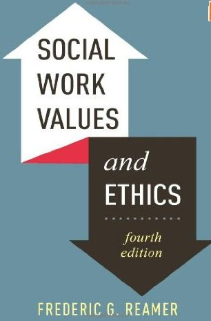 Social Work Values and Ethics 4ed