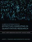 Gentle Introduction to Effective Computing in Quantitative Research: What Every Research Assistant Should Know