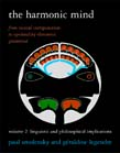 Harmonic Mind: From Neural Computation to Optimality-Theoretic Grammar Volume II: Linguistic and Philosophical Implications