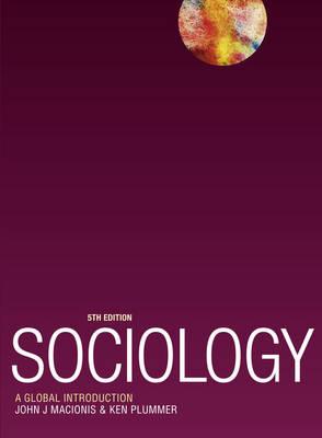 Sociology A Global Introduction