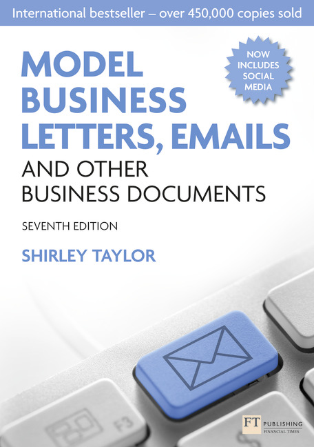 Model Business Letters, Emails and Other Business Documents