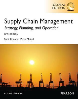 Supply Chain Management 5E