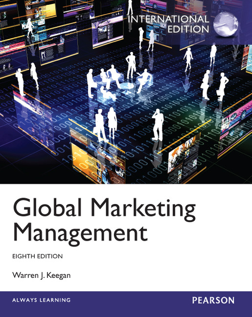 Global Marketing Management, International Edition