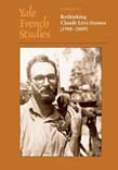 Yale French Studies, Number 123: Rethinking Claude Levi-Strauss (1908-2009)