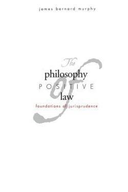 Philosophy of Positive Law: Foundations of Jurisprudence