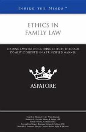 Ethics in Family Law