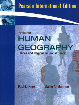 Places and Regions in Global Context: Human Geography: International Edition
