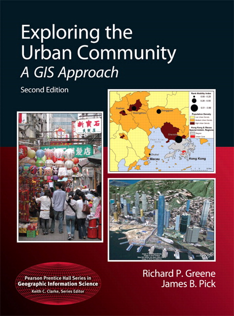 Exploring the Urban Community: A GIS Approach