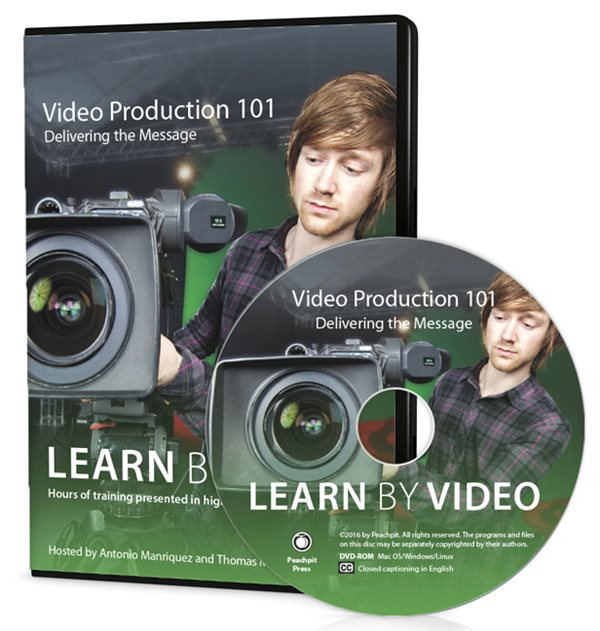 Video Production 101: Delivering the Message (Learn by Video)