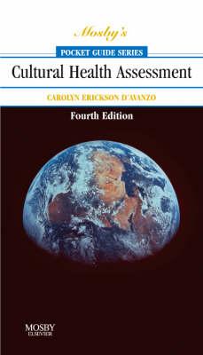 Pocket Guide to Cultural Health Assessment, 4e