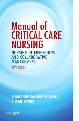 Manual of Critical Care Nursing: Nursing Interventions and Collaborative Management