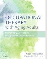 Geriatric Occupational Therapy 1e