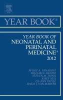 Year Book of Neonatal and Perinatal Medicine 2012
