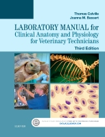 Laboratory Manual for Clinical Anatomy and Physiology for Veterinary Technicians 3E