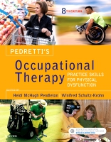 Pedretti's Occupational Therapy, 8E