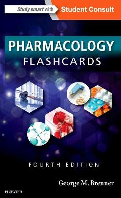 Pharmacology Flash Cards 4E