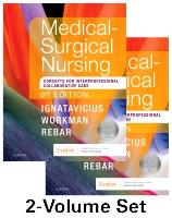 Medical-Surgical Nursing: Patient-Centered Collaborative Care, 2-Volume Set 9e