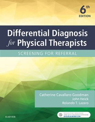 Differential Diagnosis for Physical Therapists 6e: Screening forReferral