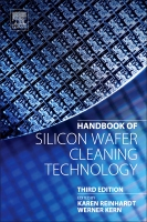 Handbook of Silicon Wafer Cleaning Technology, 3rd Edition
