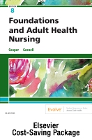Foundations and Adult Health Nursing ⑅ Text and Virtual Clinical Excursions Online Package