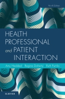 Purtilo's Health Professional and Patient Interaction