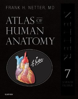 Atlas of Human Anatomy, Professional Edition: including NetterReference.com Access with Full Downloadable Image Bank