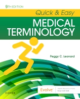 Quick & Easy Medical Terminology 9e