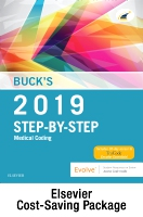 Medical Coding Online for Step-by-Step Medical Coding, 2019 Edition (Access Code and Textbook Package)