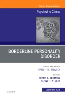 Borderline Personality Disorder, An Issue of Psychiatric Clinics of North America