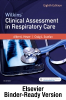Wilkins' Clinical Assessment in Respiratory Care Binder Ready