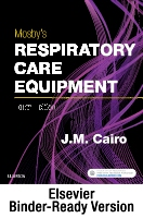 Mosby's Respiratory Care Equipment Binder Ready
