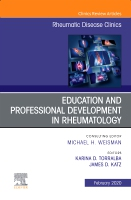Education and Professional Development in Rheumatology,An Issue of Rheumatic Disease Clinics of North America
