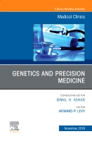 Genetics and Precision Medicine,An issue of Medical Clinics of North America