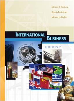 International Business (ISE)