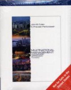 Multinational Management : A Strategic Approach, International Edition