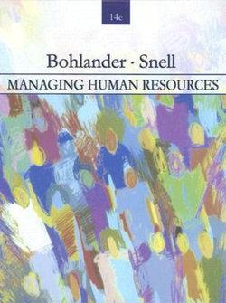 Managing Human Resources (with InfoTrac 1-Semester Printed Access Card)