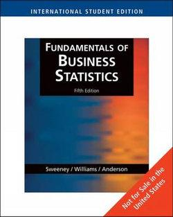 Fundamentals of Business Statistics, International Edition (with CD-ROM)