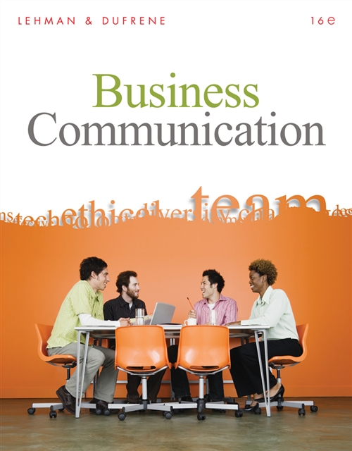 Business Communication (with Teams Handbook)