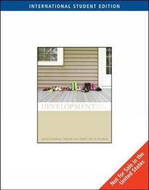 Development : Infancy Through Adolescence, International Edition