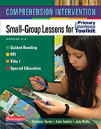 Comprehension Toolkit: The Primary Comprehension Toolkit