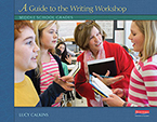 Units of Study for Teaching Reading: A Guide to the Writing Workshop - Middle School