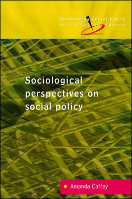 Reconceptualizing Social Policy: Sociological Perspectives on Contemporary Social Policy