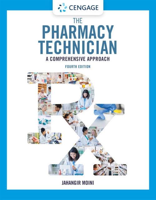 The Pharmacy Technician : A Comprehensive Approach