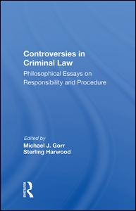 Controversies in Criminal Law