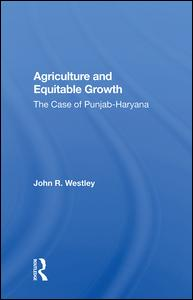 Agriculture and Equitable Growth