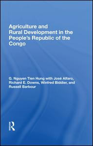 Agriculture and Rural Development in the People's Republic of the Congo