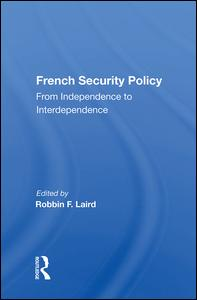 French Security Policy